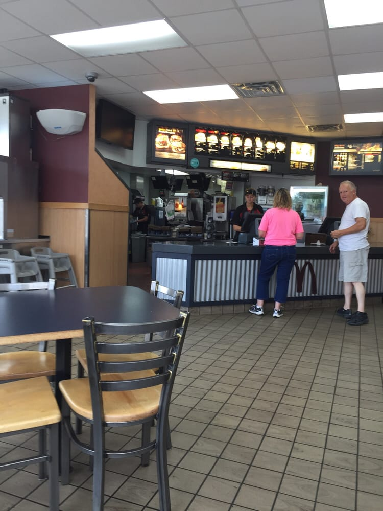 McDonald's: 315 Presnell, Marble Hill, MO