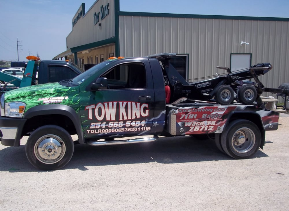 Tow King - 7271 Bagby Ave, Waco, TX - 2019 All You Need to Know