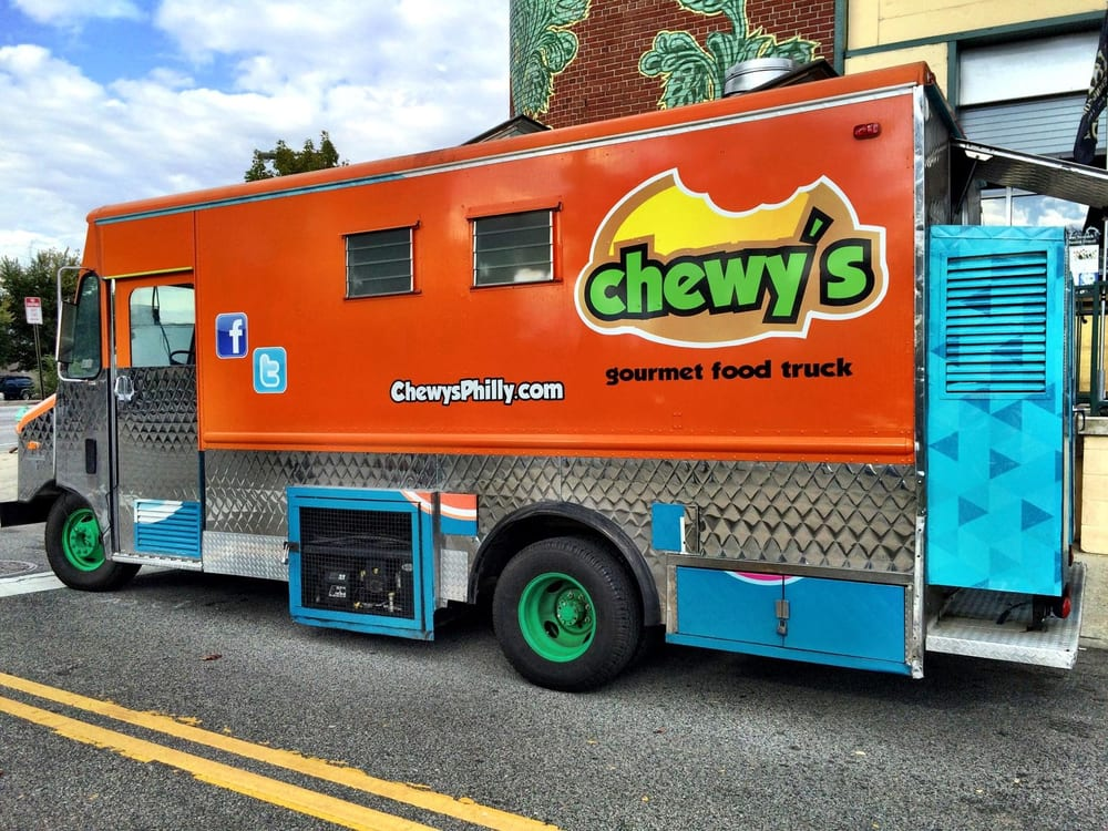 Chewy S Food Truck