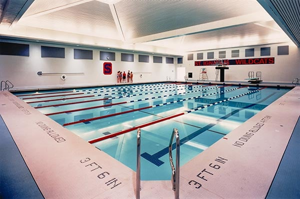 Herbst Natatorium Swimming Pools 2001 37th Ave Outer Sunset San Francisco Ca United
