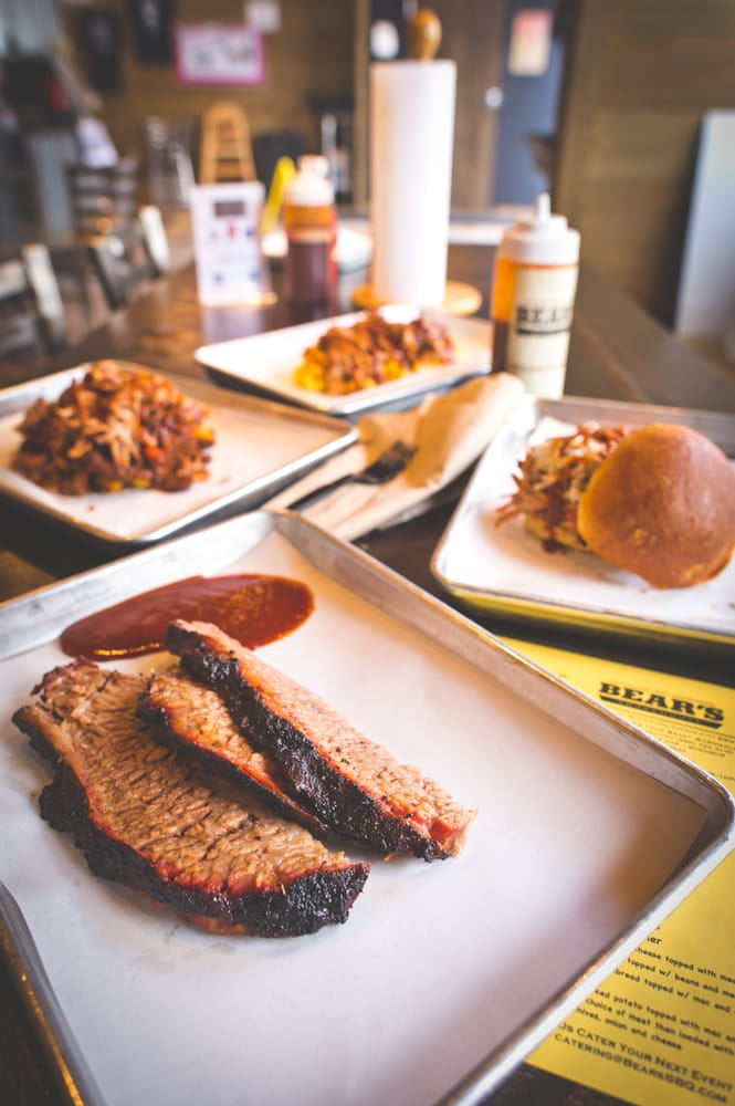 Bear's Smokehouse Barbecue