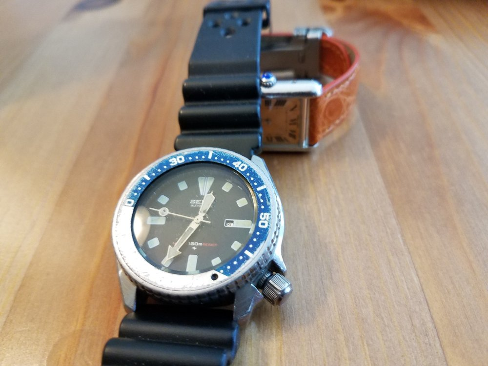 The Watch Pocket