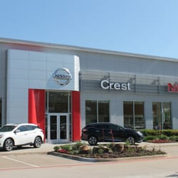 crest nissan 24 photos 107 reviews car dealers 6600 state hwy 121 frisco tx phone. Black Bedroom Furniture Sets. Home Design Ideas