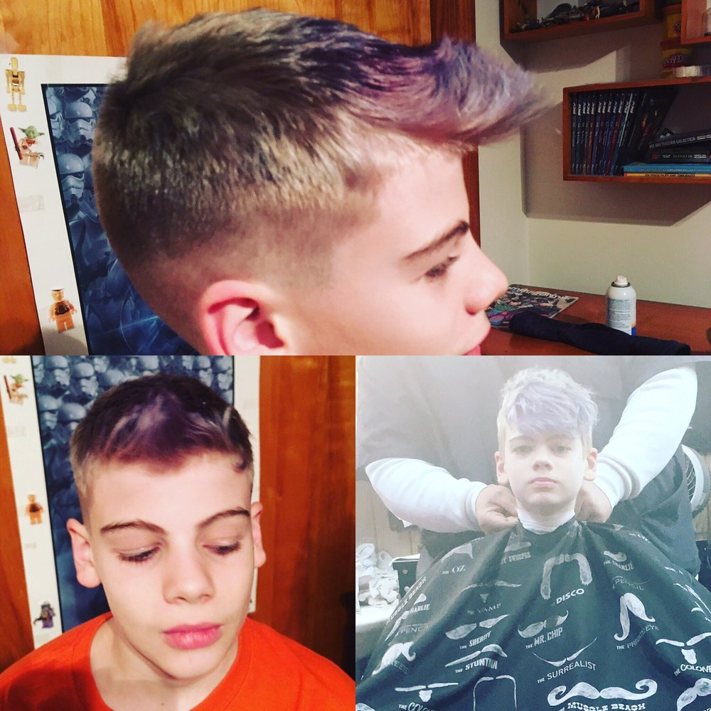 Frees Five Star Barber Shop: 4021 Youngstown Rd, Warren, OH