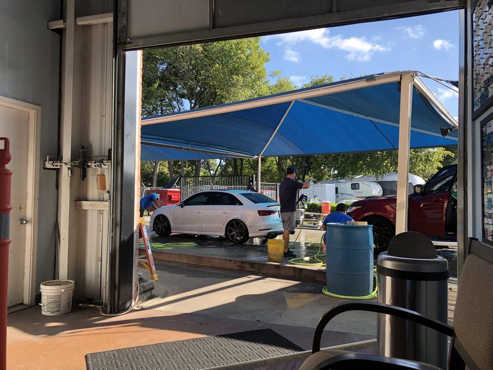 Prestige Hand Car Wash: 1050 Blalock Rd, Houston, TX