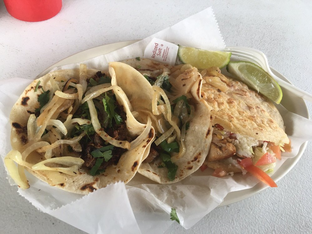 Food from Arcelia Mexican Taqueria