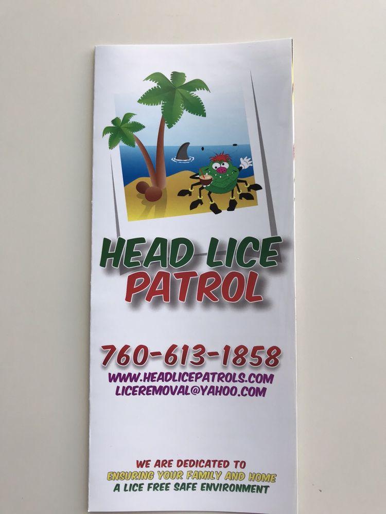 Head Lice Patrol