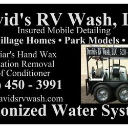 Photo Of Davids RV Wash