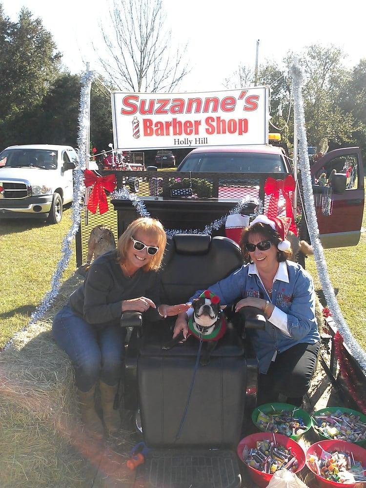 Suzannes Barber Shop: 1025 N Nova Rd, Holly Hill, FL