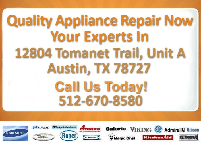 Quality Appliance Repair Appliances Amp Repair 401