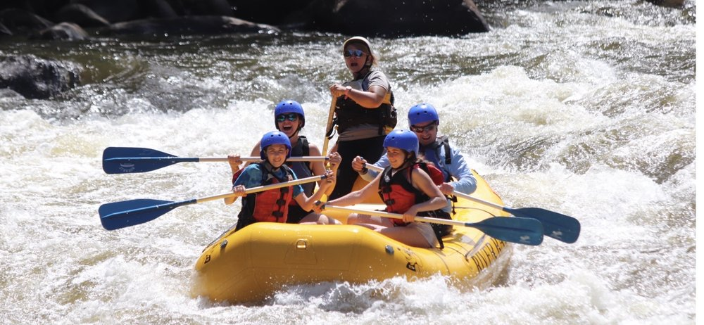 Social Spots from Smoky Mountain River Rat Whitewater