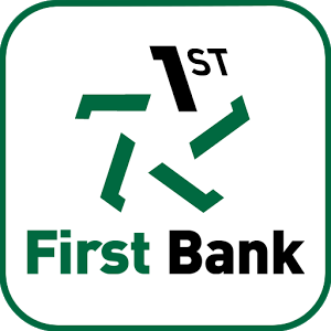 Image result for first bank logo wichita falls