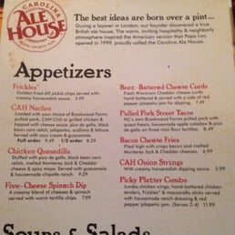 Photo Of Carolina Ale House   Knoxville, TN, United States. Appetizers
