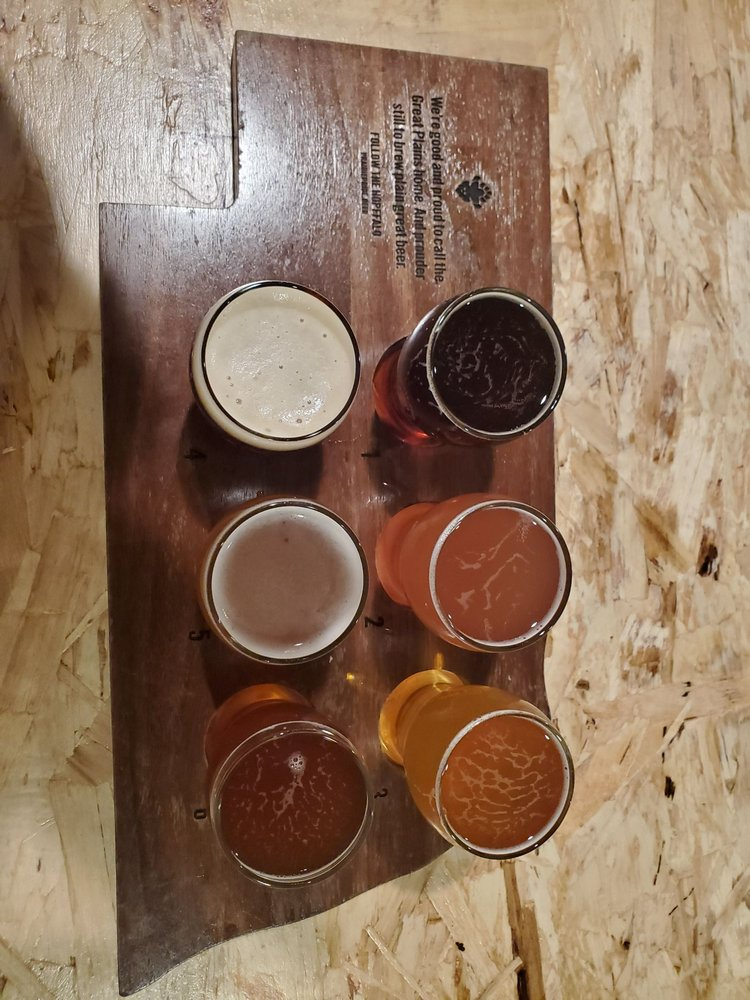Prairie Pride Brewery and Taproom: 115 East South Front St, Grand Island, NE