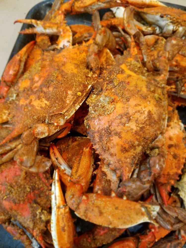 Steamers Crab & Seafood Co: 35531 Atlantic Ave, Millville, DE