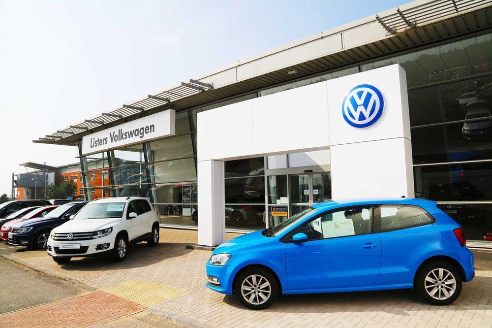 Listers Volkswagen Nuneaton Car Dealers 2 Barling