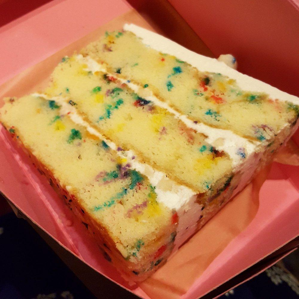 14 Slice Of Birthday Cake Yelp