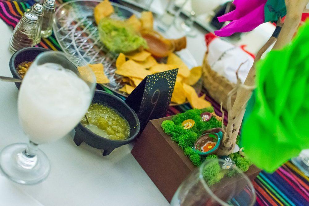 Food from Costa Azul