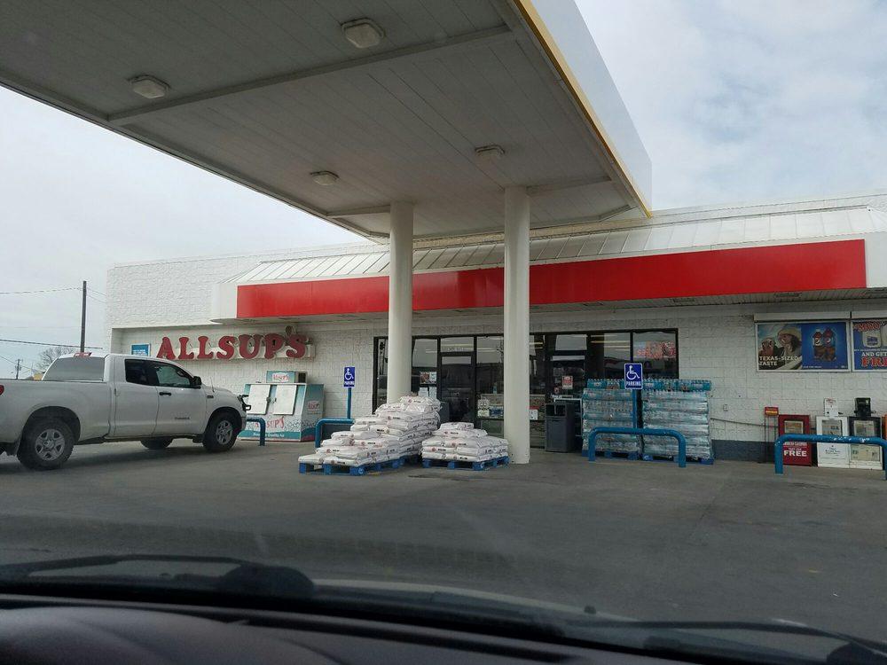 Allsup's Convenience Store: 305 N Main St, Jacksboro, TX