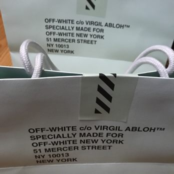 detailed look 82c38 36b99 Photo of Off White - New York, NY, United States