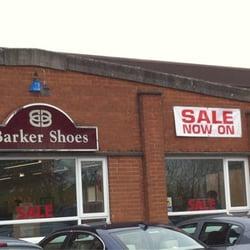 Barker Shoes Factory Shop