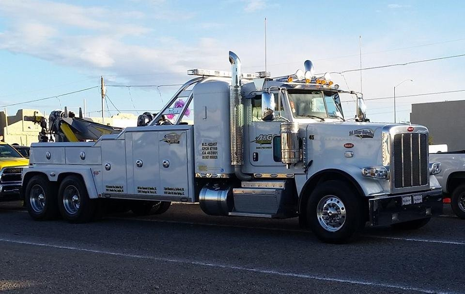 A&G Towing: 600 San Clemente St, Needles, CA