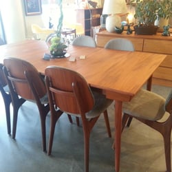Photo Of Mid Century Modern Home   Vancouver, BC, Canada. Restored Teak  Dining Part 40