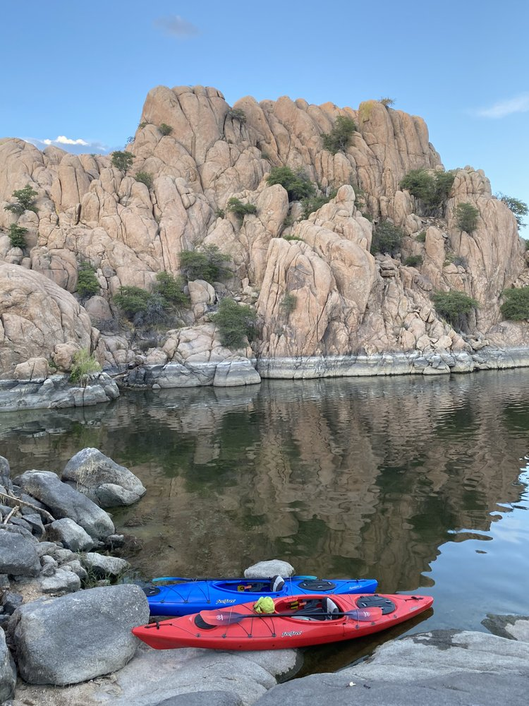 M&M Kayaks: 1488 E White Mtn Blvd, Pinetop-Lakeside, AZ