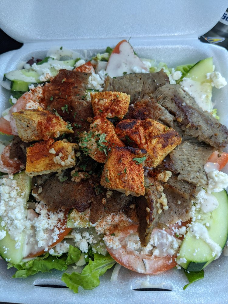 Food from Greek On