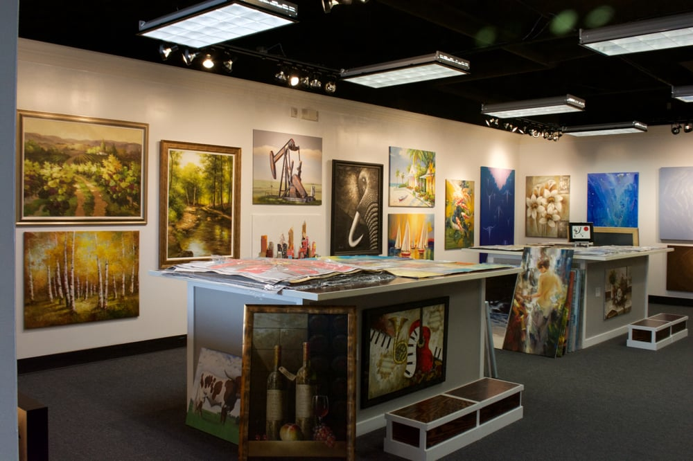Adams Galleries of Austin