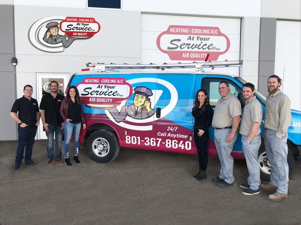 At Your Service Pros: 157 W State St, Lehi, UT
