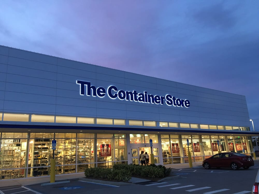 The Container Store Tampa Review Best Free Home