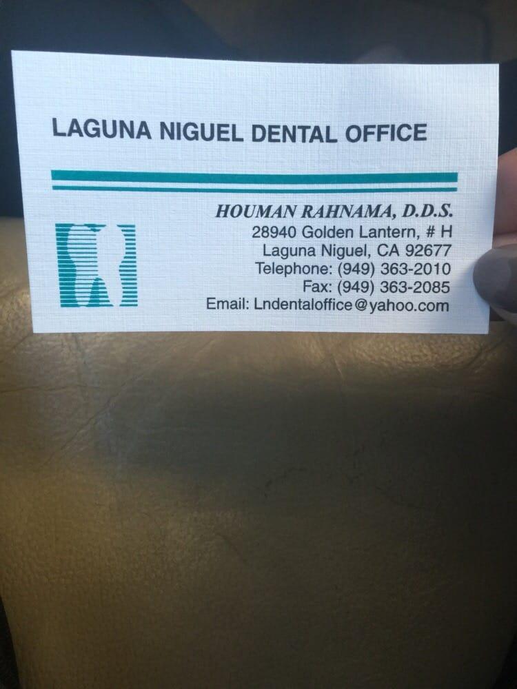 Laguna Niguel Dental Office - General Dentistry - 28940 Golden ...