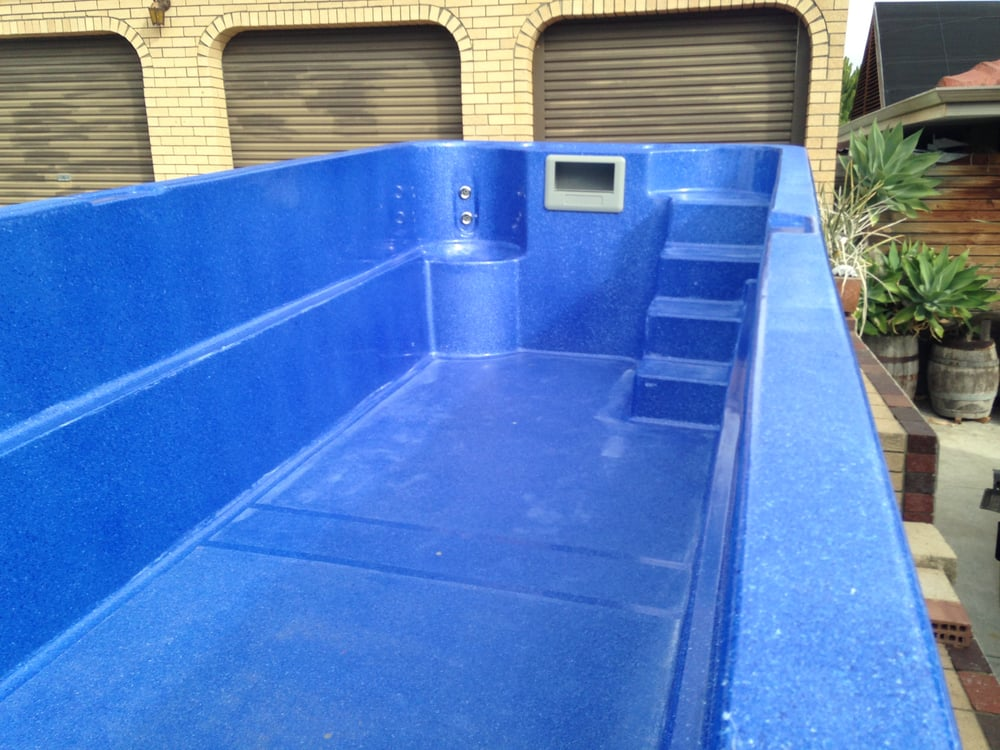 Wa plunge pools pool cleaners 6 excalibur way carine for Plunge pool