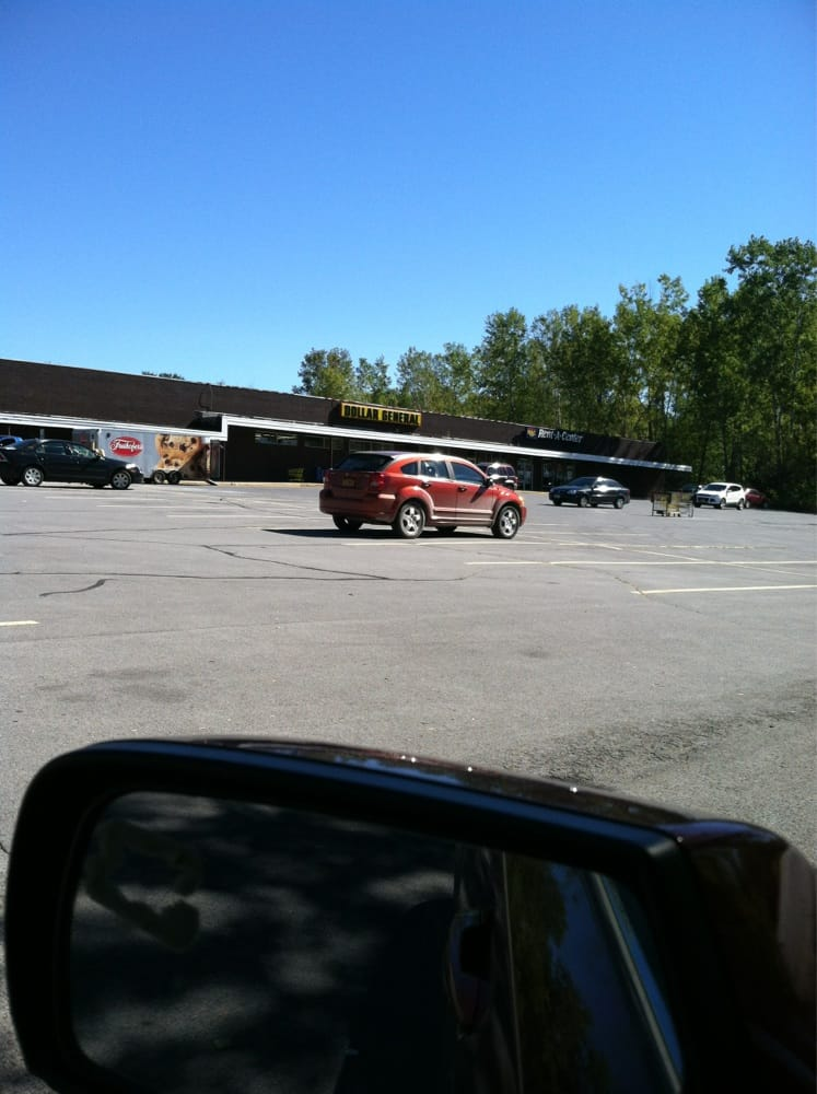 Dollar General Store: 700 W End Ave, Carthage, NY