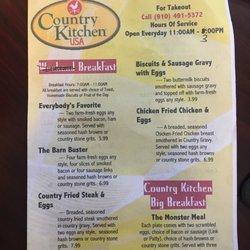 Country Kitchen USA - Breakfast & Brunch - 2368 Lillington Hwy ...