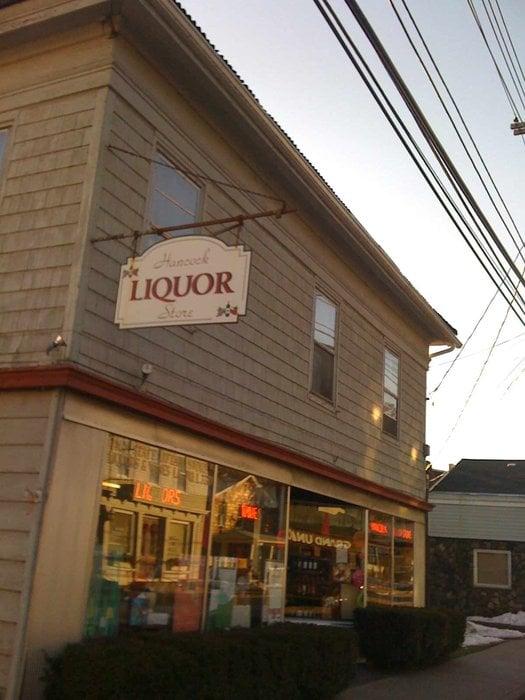 Hancock Liquor Store: 27 W Main St, Hancock, NY