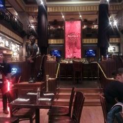 Hard Rock Cafe - Washington DC logo