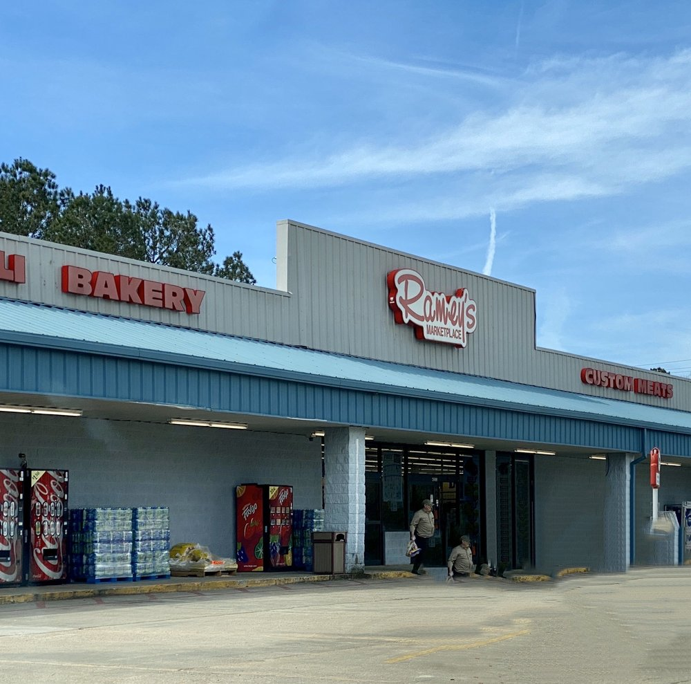 Ramey's Supervalue: 4233 Rocky Branch Rd, Sumrall, MS