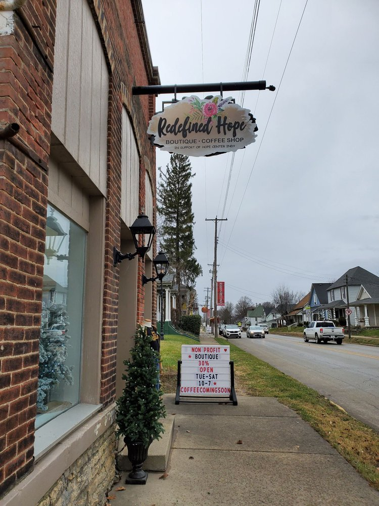 Redefined Hope: 105 W Main St, Morristown, IN