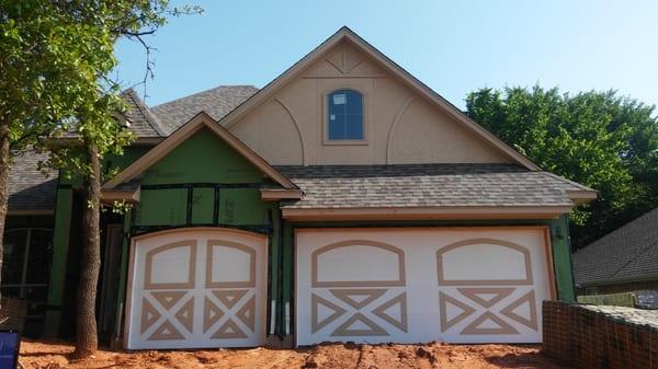 Provision Garage Doors Garage Door Services Oklahoma City Ok