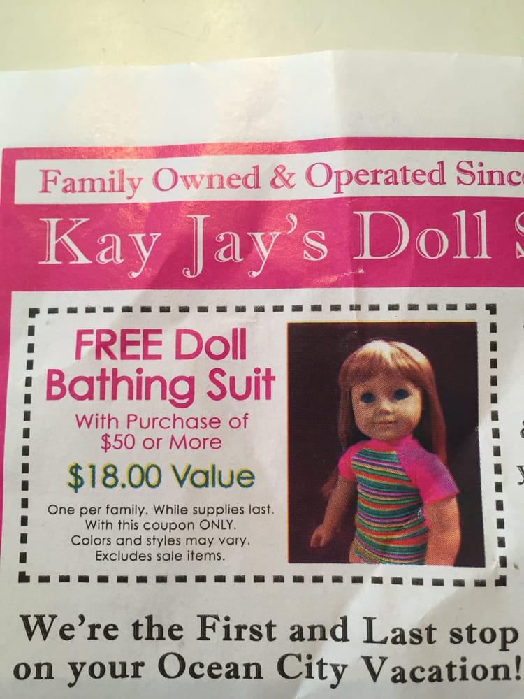 Kay Jay's Doll Shoppe