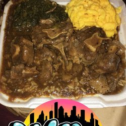 Just Oxtails Soul Food Reviews