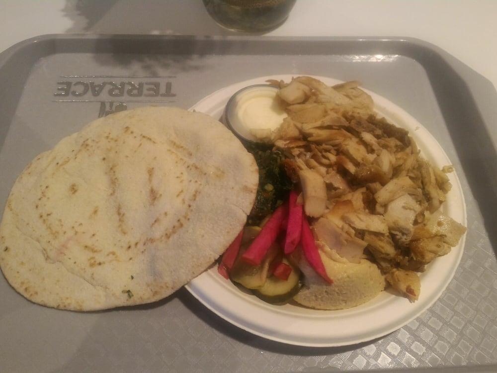 Mezza Lebanese Kitchen Menu