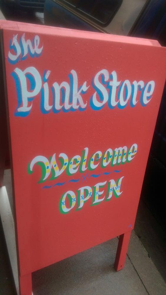 The Pink Store: 210 N Bullard St, Silver City, NM