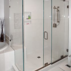 photo of century glass columbia sc united states frameless shower enclosure