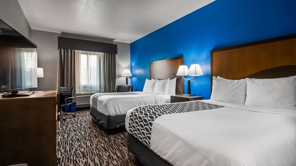 Best Western Atoka Inn & Suites: 1010 S Mississippi Ave, Atoka, OK