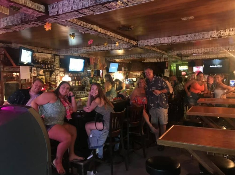 The Brass Rail Saloon and Eatery: 130 W Main St, Whitewater, WI