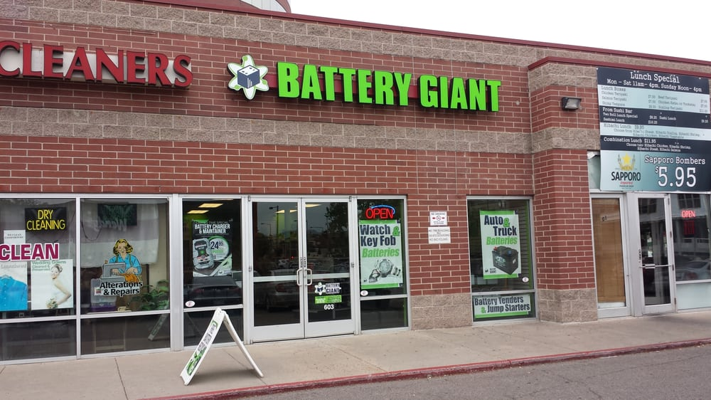 Battery Giant