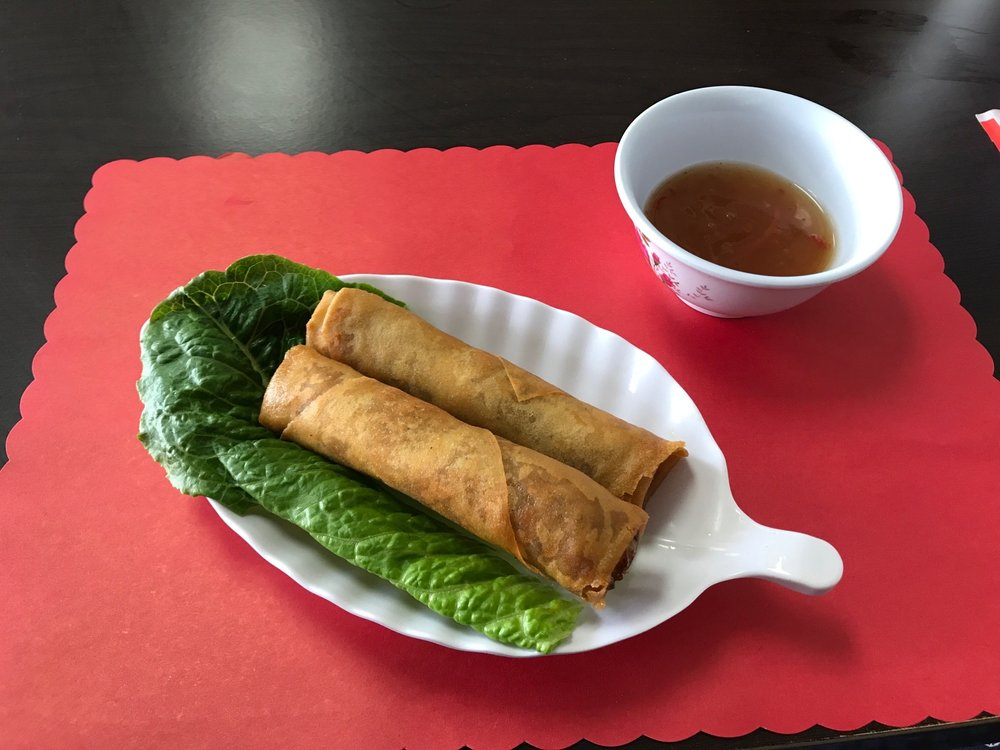 Food from Asian Kitchen